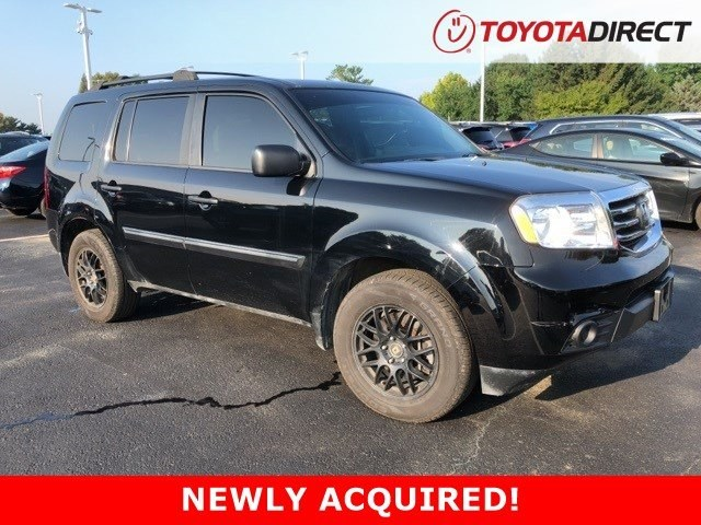 Photo 2013 Honda Pilot LX 4WD SUV 4x4