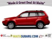 Used 2013 Subaru Forester 2.5X Premium Available in Sacramento CA