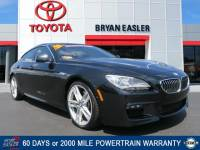 Pre-Owned 2013 BMW 6 Series 640i Gran Coupe RWD 640i Gran Coupe 4dr Sedan
