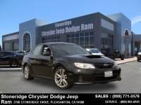 Used 2013 Subaru Impreza WRX STI Sedan For Sale in Dublin CA