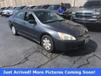 2004 Honda Accord 2.4 LX w/Side Airbags Sedan