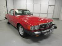 Used 1984 Mercedes-Benz 380 SL For Sale | Christiansburg VA