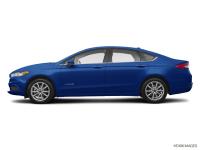 Used 2017 Ford Fusion Hybrid Titanium Sedan