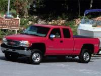 Used 2002 GMC Sierra 2500HD Truck Extended Cab in Allentown