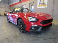 2018 FIAT 124 Spider Abarth Convertible Rear-wheel Drive near Orlando FL