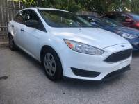 Used 2016 Ford Focus S Sedan For Sale Austin TX