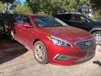 Used 2016 Hyundai Sonata SE Sedan For Sale Austin TX