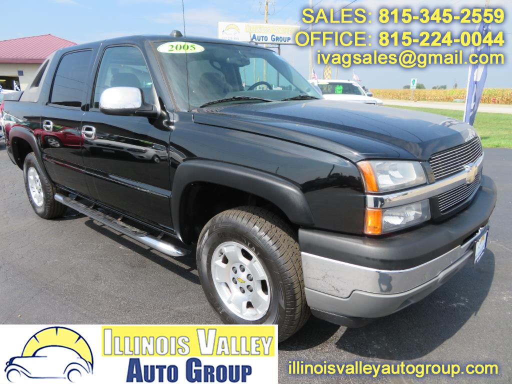 Photo 2005 Chevrolet Avalanche 1500 Crew Cab Short Bed 4WD