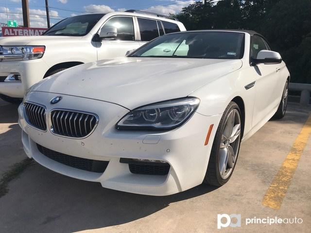 Photo 2016 BMW 6 Series 640i w M SportExecutive Convertible in San Antonio
