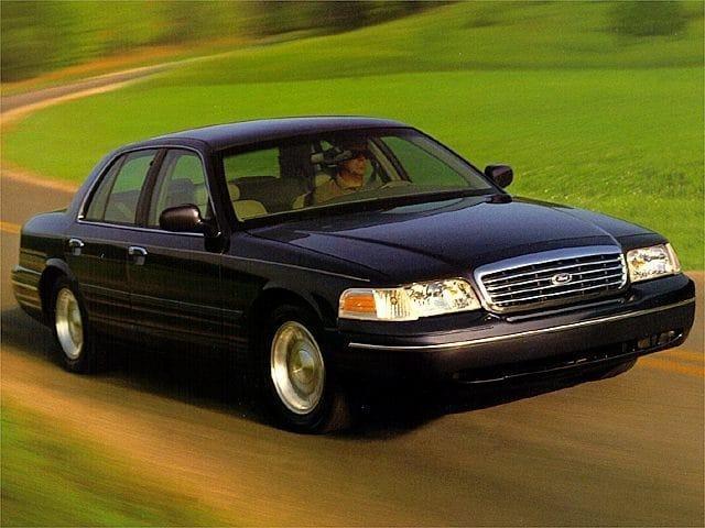 Photo Used 1998 Ford Crown Victoria LX Sedan