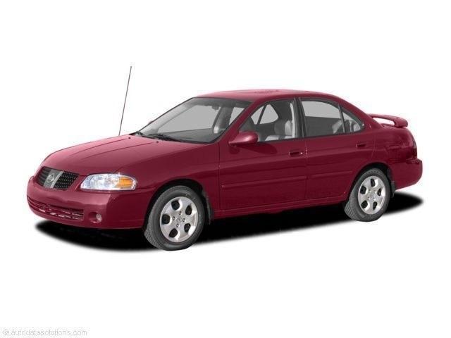 Photo 2004 Nissan Sentra Sedan