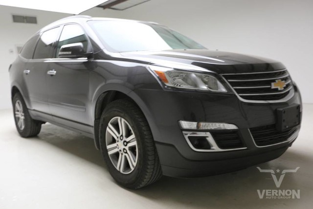 Photo Used 2016 Chevrolet Traverse LT FWD in Vernon TX
