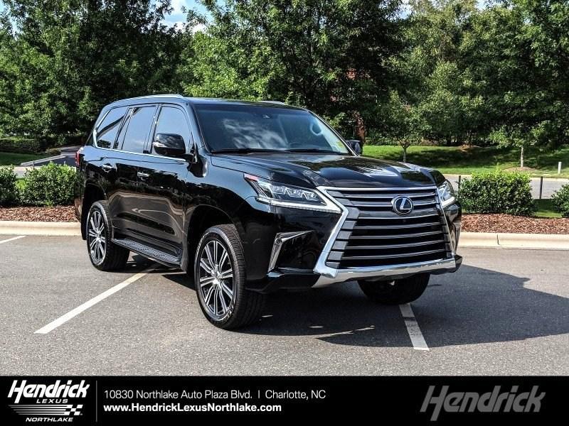 Photo 2018 LEXUS LX 570 Luxury Package SUV in Franklin, TN