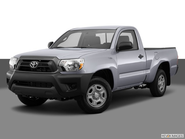 Photo Certified 2014 Toyota Tacoma 4x4 Truck Regular Cab in Jacksonville FL