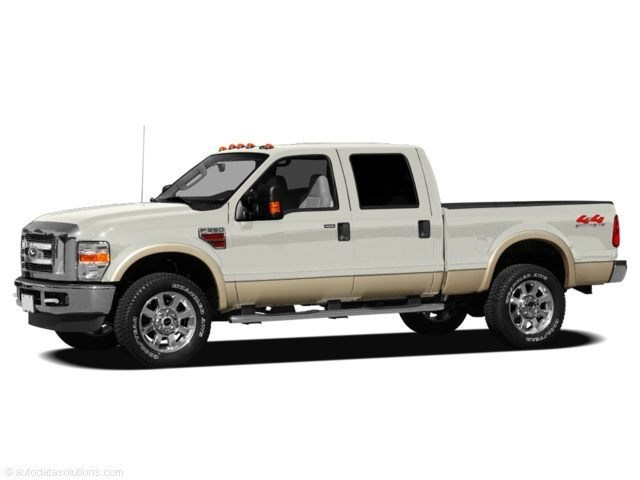 Photo Pre-Owned 2010 Ford F-350 Truck Crew Cab in Greensboro NC