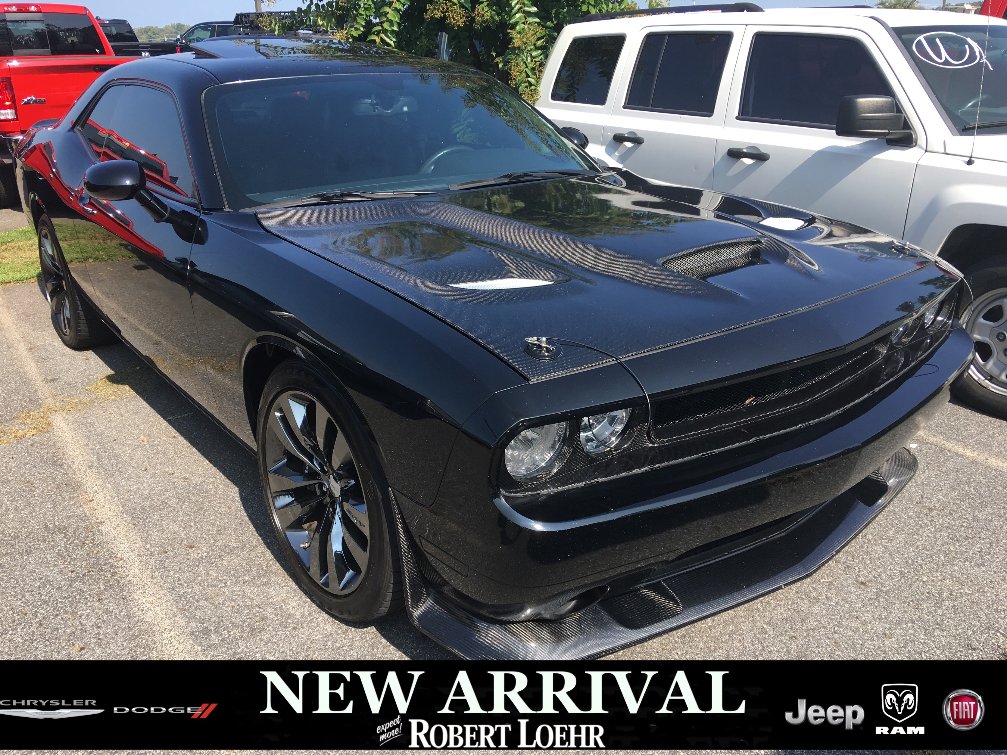 Photo Used 2013 Dodge Challenger SRT8 Core Coupe in Cartersville GA