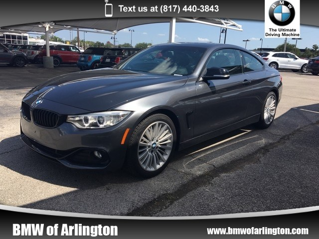 Photo 2014 BMW 428i Coupe Rear-wheel Drive