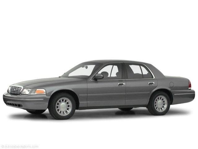 Photo 2000 Ford Crown Victoria LX Sedan near Houston in Tomball, TX
