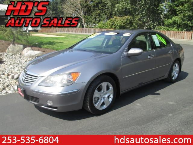 Photo 2005 Acura RL 3.5RL with Navigation System