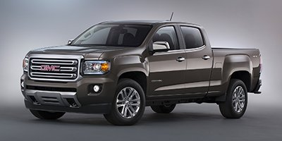 Photo Pre-Owned 2017 GMC Canyon 4WD Crew Cab 140.5 SLE Four Wheel Drive Short Bed