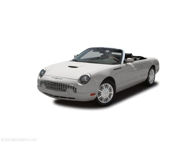 Photo Used 2004 Ford Thunderbird For Sale  Greensboro NC  4Y103951