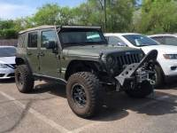 2016 Jeep Wrangler JK Unlimited Unlimited Sport