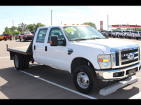 2008 Ford F-350 SD XL Crew Cab Long Bed DRW 4WD
