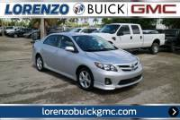 Pre-Owned 2012 Toyota Corolla S FWD 4dr Car