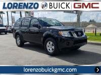Pre-Owned 2012 Nissan Pathfinder SV Rear Wheel Drive Sport Utility