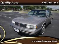 1995 Oldsmobile Cutlass Ciera SL Series I sedan