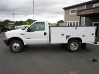 Used 2002 Ford F-450 4x4 Service Utility Truck