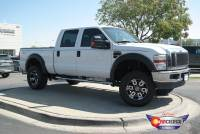 Pre-Owned 2008 Ford Super Duty F-250 SRW XLT 4-Wheel Drive Crew Cab Pickup
