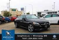 Pre-Owned 2017 Mercedes-Benz C 300 COUPE 4MATIC w/Drive assist/AMG PKG/Nav/Led Light AWD 4MATIC 2dr Car