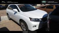 Pre-Owned 2013 Lexus RX 350 FWD 4dr Front Wheel Drive SUV