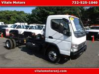 2008 Mitsubishi Fuso FE145 DIESEL ** 31K MILES ** CAB & CHASSIS