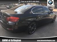 2016 BMW 528i Sedan Rear-wheel Drive