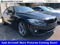 Certified Pre-Owned 2015 BMW 4 Series 428i xDrive Gran Coupe AWD
