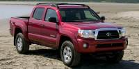 Pre-Owned 2007 Toyota Tacoma 4WD Double 141 V6 AT Pickup Truck