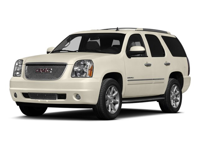 Photo Pre-Owned 2014 GMC Yukon Denali With Navigation  AWD