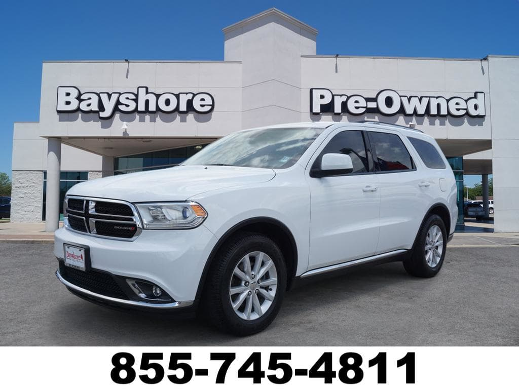 Photo 2015 Dodge Durango RWD SXT SUV in Baytown, TX Please call 832-262-9925 for more information.