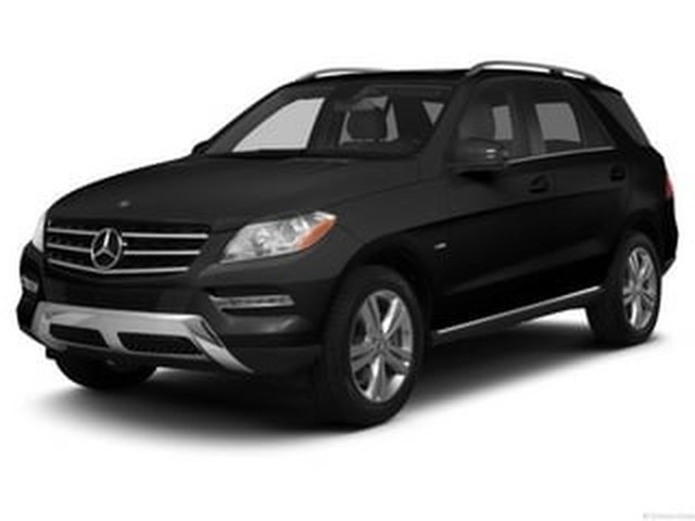 Photo 2013 Mercedes-Benz M-Class ML 350 AWD SUV DOHC DI 24-Valve V6 Engine