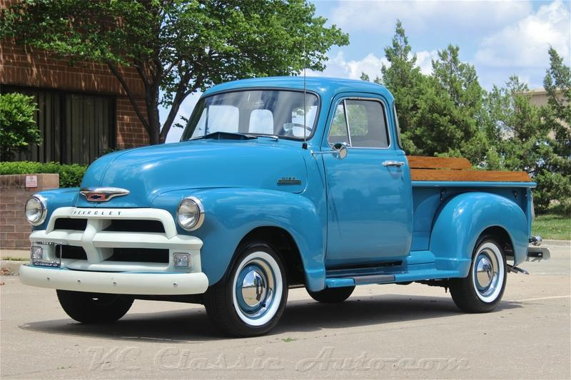 Photo 1954 Chevrolet 3100 Pickup Fabulous 5 window