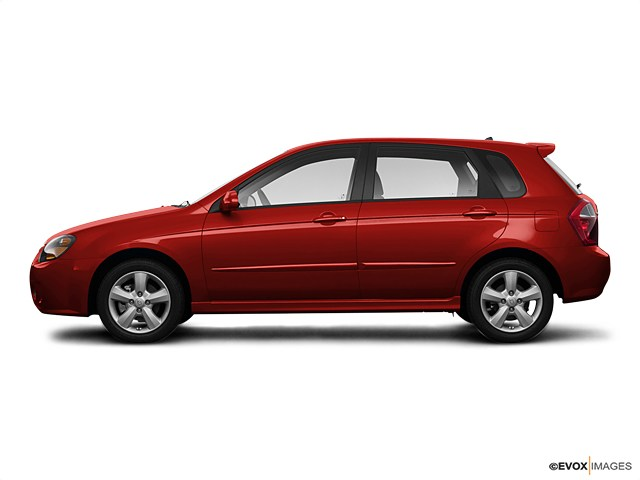 Photo Used 2008 Kia Spectra5 SX for sale Hazelwood