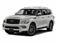 Pre-Owned 2017 INFINITI QX80 LIMITED AWD Sport Utility