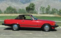 1989 Mercedes-Benz 560 SL Roadster
