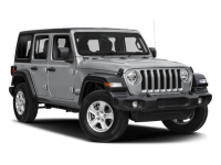 New 2018 Jeep Wrangler Unlimited Sport 4WD Convertible