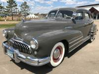 1947 Buick Special Model 40