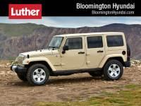 2012 Jeep Wrangler Unlimited Sahara in Bloomington