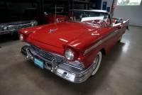 1957 Ford Fairlane Sunliner Convertible