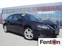 2017 Nissan Altima 3.5 SL CERTIFIED